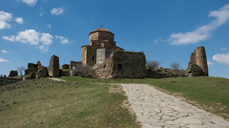 Jvari (monastery)>