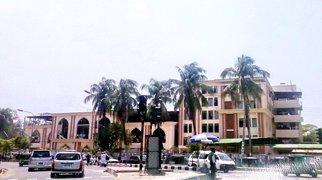 Kakrail Mosque>