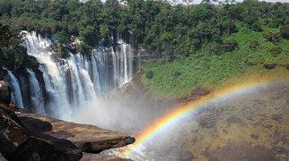 Kalandula Falls>