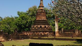 Kamphaeng Phet Historical Park>