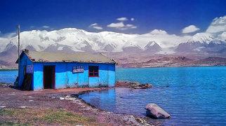 Karakul Lake>
