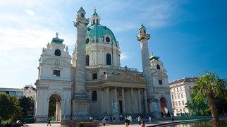 Kościół św. Karola Boromeusza w Wiedniu>
