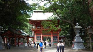 Kashima Shrine>