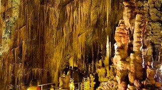 Kastania Cave>