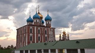 Kathedraal van de Ontslapenis van de Moeder Gods (Rjazan)>