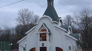 Казанская церковь (Санкт-Петербург, Красненькое кладбище)>