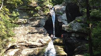 Kent Falls State Park>