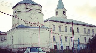 Керенский Тихвинский монастырь>
