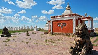 Khamar Monastery>