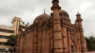 Khan Mohammad Mridha Mosque>