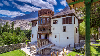 Khaplu Palace>