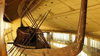 クフ王の船>
