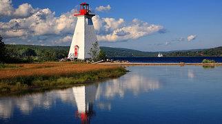 Kidston Island Lighthouse>
