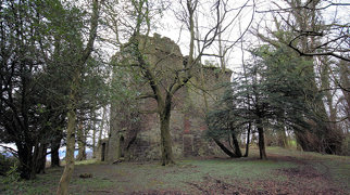 Kilmahew Castle>