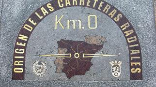 Kilómetro Cero, Madrid>