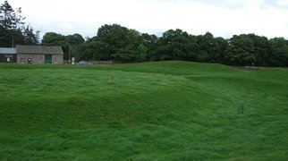 King Arthur's Round Table, Cumbria>