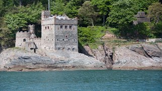 Kingswear Castle>