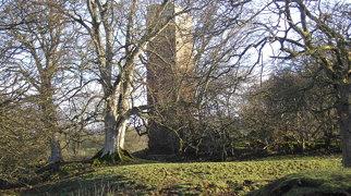 Kirkoswald Castle>
