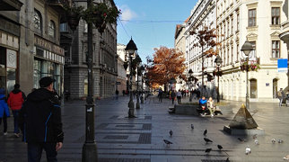 Ulica Kneza Mihaila>