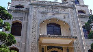 Kobe Mosque>