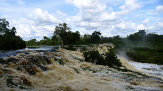 Kongou Falls>