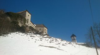 Kostel Castle>