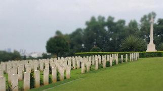 Kranji War Memorial>