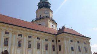 Kroměříž Archbishop's Palace>