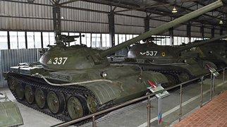 Kubinka stridsvognmuseum>