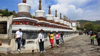 Kumbum Monastery>