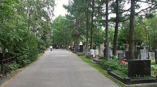 Kuntsevo Cemetery>