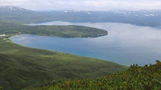 Kurilské jezero>