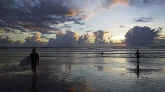 Kuta Beach>