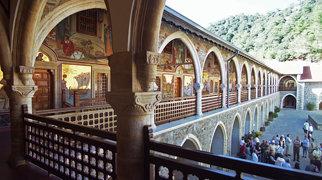 Kykkos Monastery>