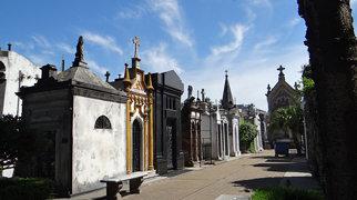 La Recoleta Cemetery>