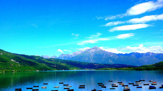 Lago di Santa Croce>