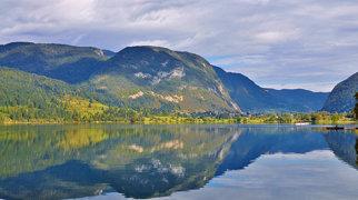 Lake Bohinj>