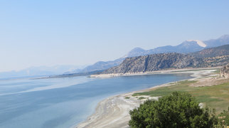 Lake Burdur>