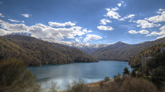Lake Göygöl>