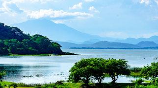 Lake Güija>