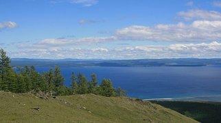 Lake Khövsgöl>