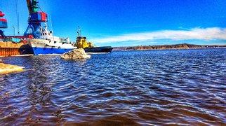 Lake Krasnoye (Chukotka)>