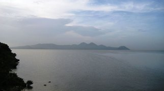 Lake Managua>
