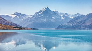 Lake Pukaki>