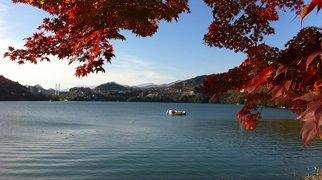 Lake Sagami>