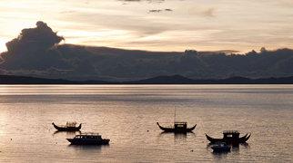 Lac Titicaca>