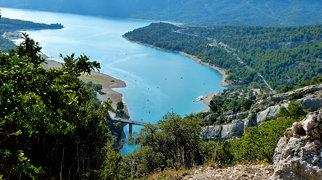Lac de Sainte-Croix>