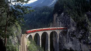Landwasser Viaduct>