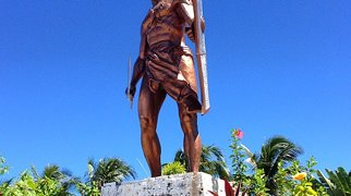 Lapu-Lapu shrine>