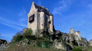 Larochette Castle>